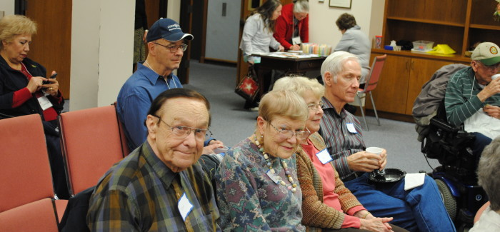 Parkinson's Support Group of Tarrant County Luncheon