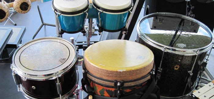 NISD's Hughes Elementary School Hosts a Day of Drumming