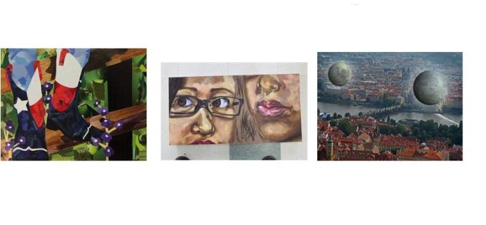 NISD Art Students Named Finalists in Congressional Art Contest