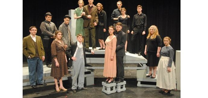 Indian Theatre's One-Act Play Headed for Regionals