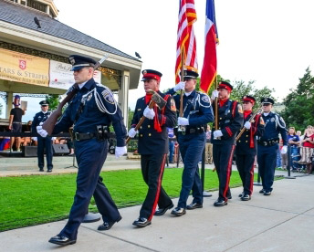 Southlake 15th Annual Stars and Stripes