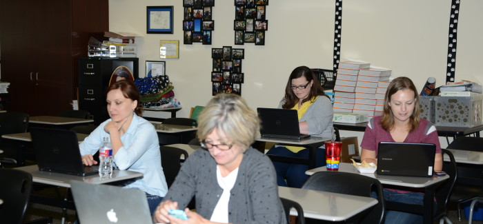 NISD Hosts Technology Education Leadership Conference