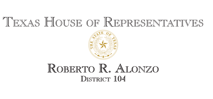 Rep. Alonzo Joins DPS in Reminding Everyone to Travel Safely & Celebrate Responsibility During the Christmas/New Year's Holidays