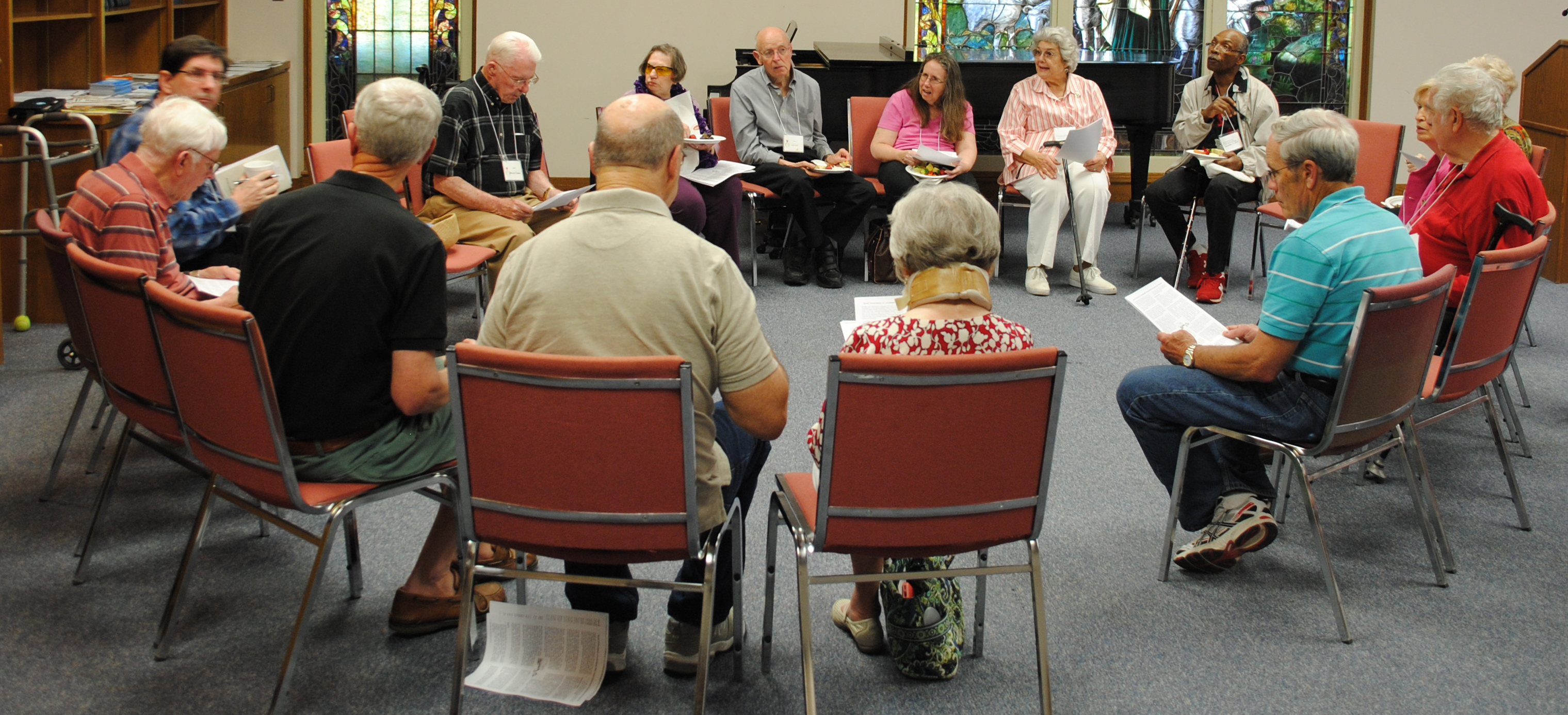Parkinson's Support Group of Tarrant County will meet on Monday