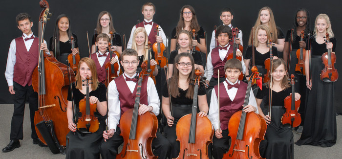 Pike Middle School Chamber Orchestra Wins National Award