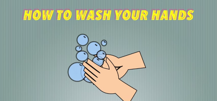 Northwest ISD Students Star in District's Wash Your Hands Music Video