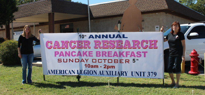 10th Annual Cancer Research Breakfast