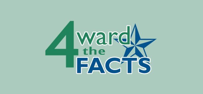 """Take our """"4ward the Facts"""" Bond Challenge"""