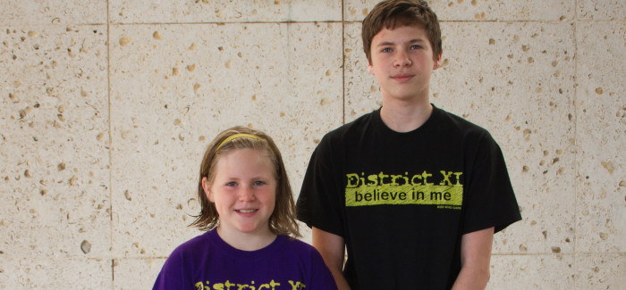 Kids Who Care Kicks Off Annual Tour with Performance of Original Musical, District XI; Believe in Me