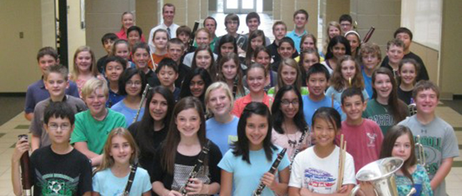 CMS Band Wins National Honors
