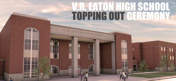 Save the Date! Join Northwest ISD for a Behind the Scenes Look at the New Eaton High School