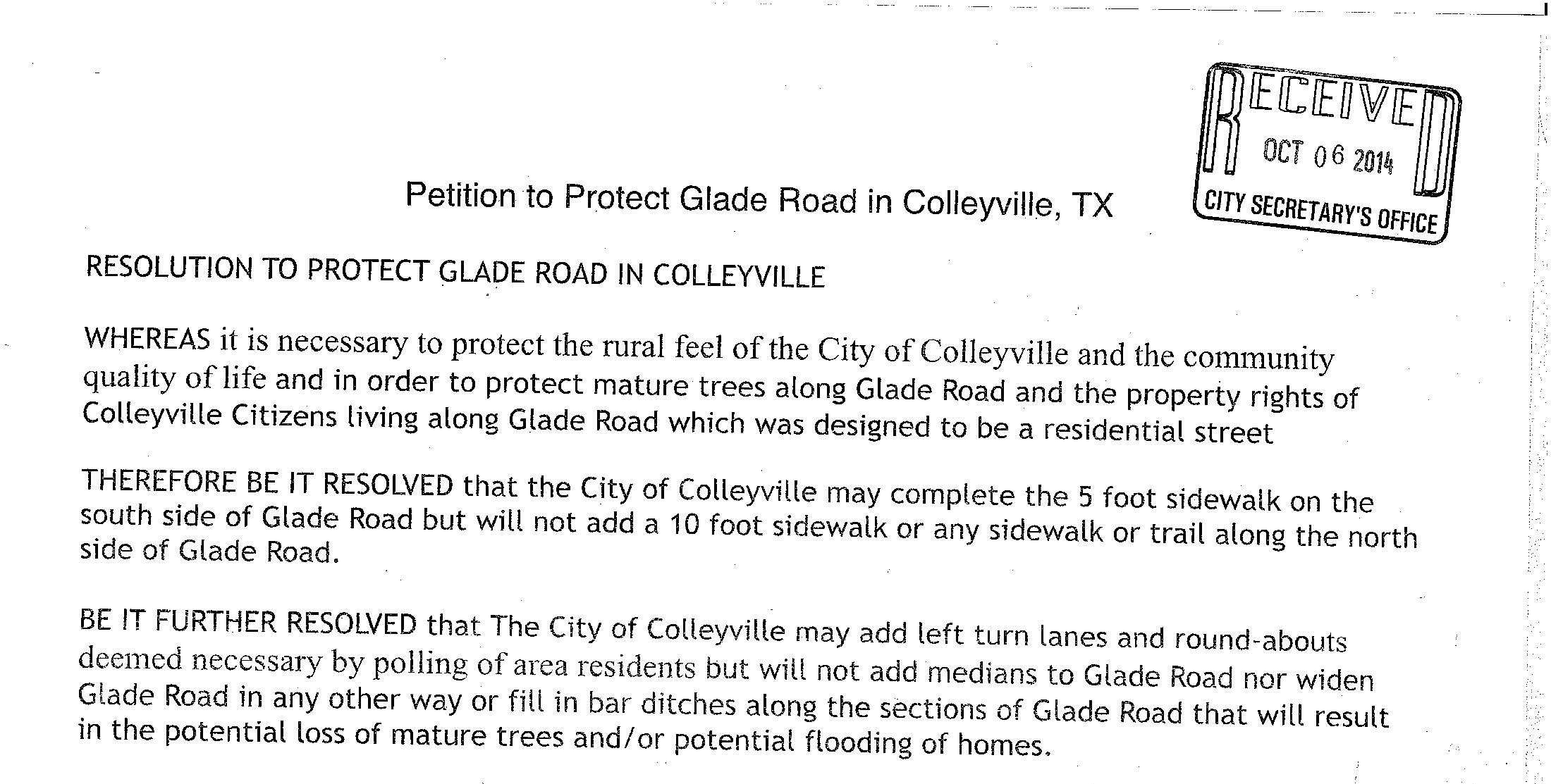 Glade_Road_petition_as_submitted_10_6_14