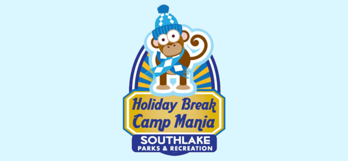 Spend your Holidays with Southlake Recreation at Holiday Break Camp Mania!