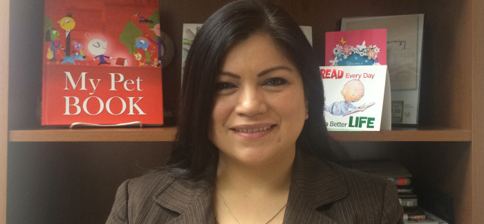 Patricia Alvarado Named Director of Digital Media and Learning Resources