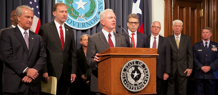 Gov. Perry Names Dr. Brett Giroir to Lead Texas Task Force on Infectious Disease Preparedness and Response