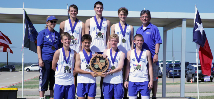 Bethesda boys cross country team capture TAPPS 2A state crown, girls place third Athletes bring head coach her fourth consecutive state title