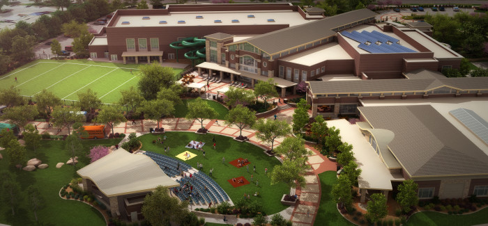 """Southlake City Council Selects """"The Marq"""" as the Name of the Community Recreation Center"""