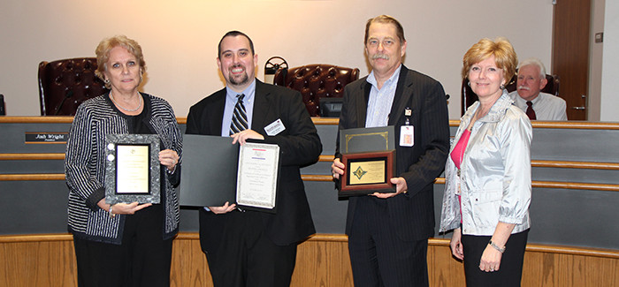 NISD Receives Financial Reporting Awards
