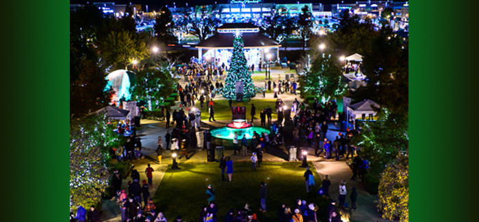 Enjoy Hometown Traditions and New Attractions at the Annual Tree Lighting Event