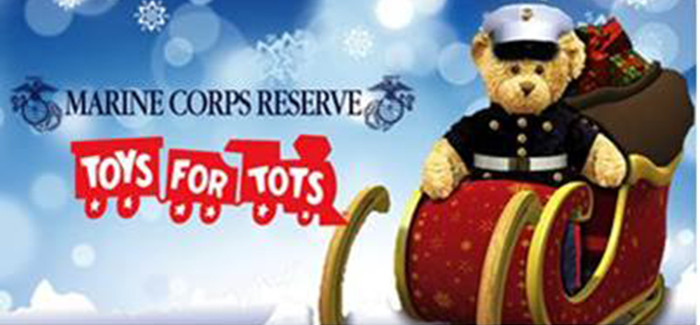 Upcoming Toys for Tots Event