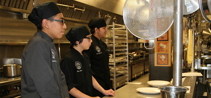 Culinary Students Present Meal Concepts to Local Eateries