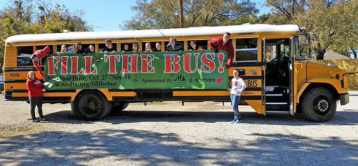 NISD Students Donate 12,900+ Pounds of Food