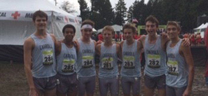 Southlake Runners Earn Top 20 Finish at Nike Event
