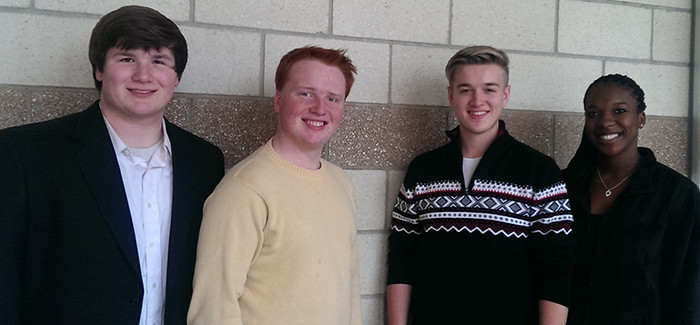 Eight NISD Students Make All State Choir