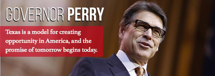 Statement by Tony Buzbee, Lead Counsel on Governor Perry's Legal Team