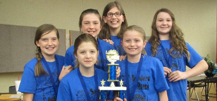 NISD's Sendera Ranch Elementary School Wins Battle of the Books Competition