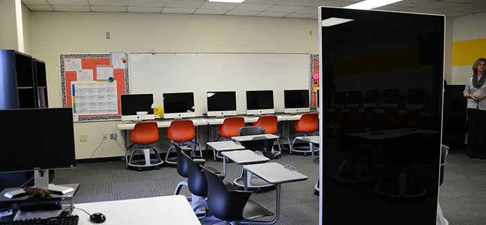 Steele Accelerated High School Reveals Flipped Classroom