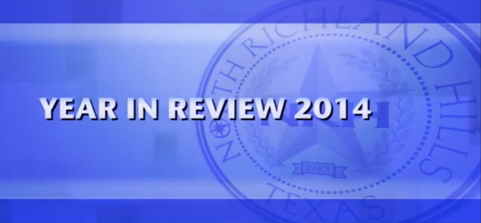 2014 Year in Review Video