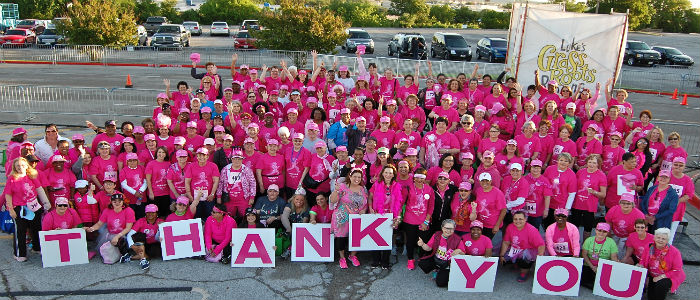 The 23rd Annual Susan G. Komen Greater Fort Worth Race for the Cure Hosted More Than 6,500 Participants, Expected to Raise Over $780,000