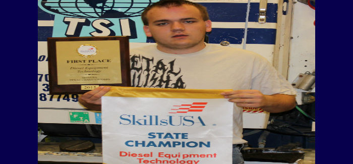 MacArthur Junior Snags State SkillsUSA Title, Qualifies for Nationals