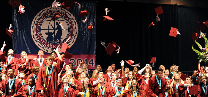 DATA SHOWS SUCCESS OF WESTLAKE ACADEMY STUDENTS AT COLLEGIATE LEVEL