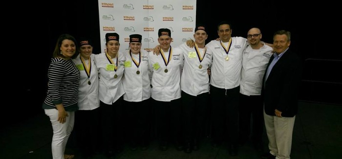 Culinary Arts Students Cook Up a State Win