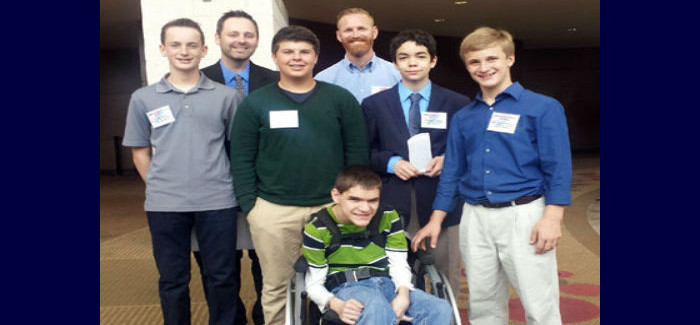 TSMS Teachers and Students Named Hometown Heroes