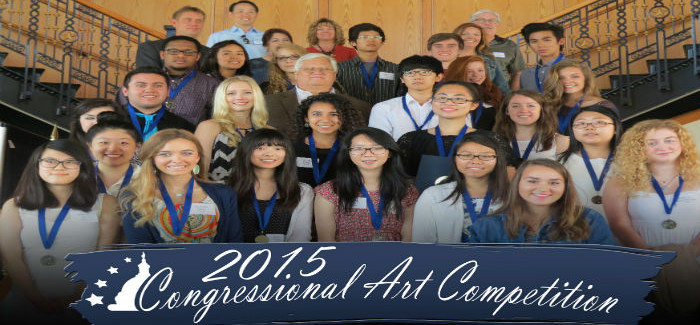 2015 Congressional Art Competition Ceremony and Exhibit