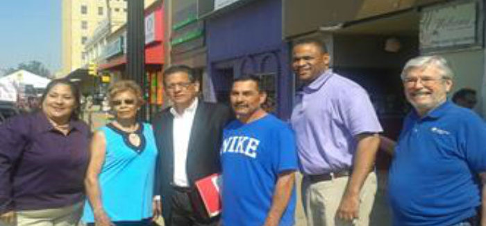 Texas State Rep. Alonzo Celebrates Cinco de Mayo 2015 With Constituents, Friends and Special Guests