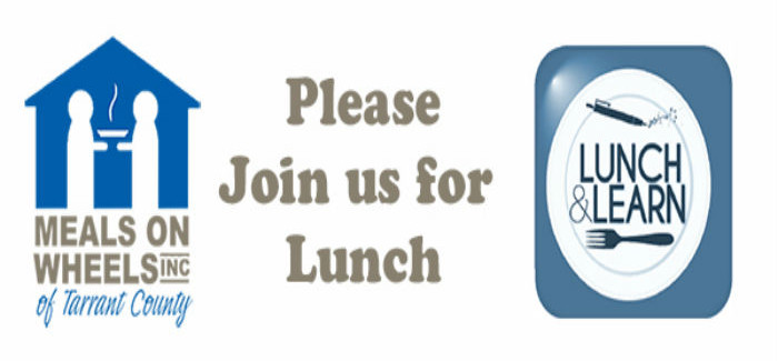 Lunch & Learn with Meals on Wheels