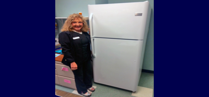 YMSL Coppell Gives Clinic Cool Relief