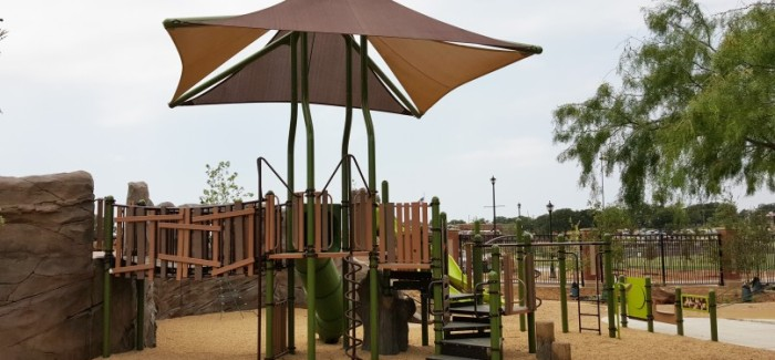 Bicentennial Park and Playground Grand Opening
