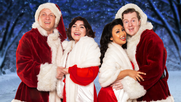 White Christmas Opening at the Artisan Theatre