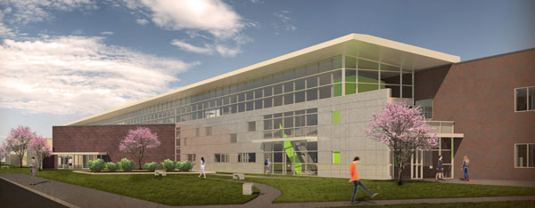 """New Campus to be Named """"Keller Center for Advanced Learning"""""""