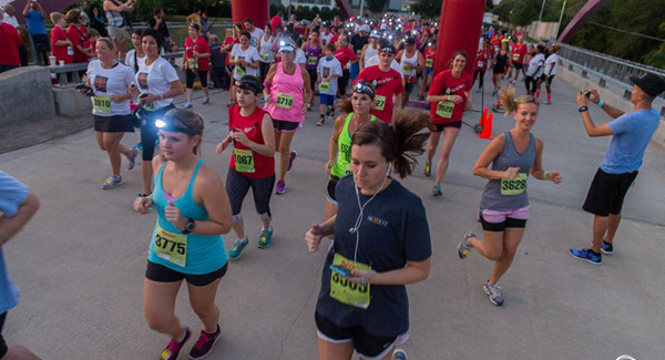 Party Run Benefits Leukemia Texas