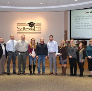 NISD Receives $18,000+ to Benefit Physical Education