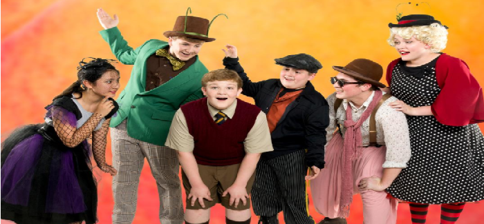 James and the Giant Peach Jr. Opening at Artisan Center Theater