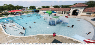Fort Worth Pools set to open May 27