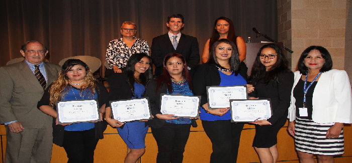 Irving ISD Honors Parent PACT Graduates