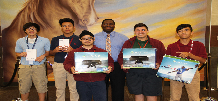 Students Recognized for Video Game Design